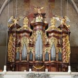 ... imposanten Orgel.